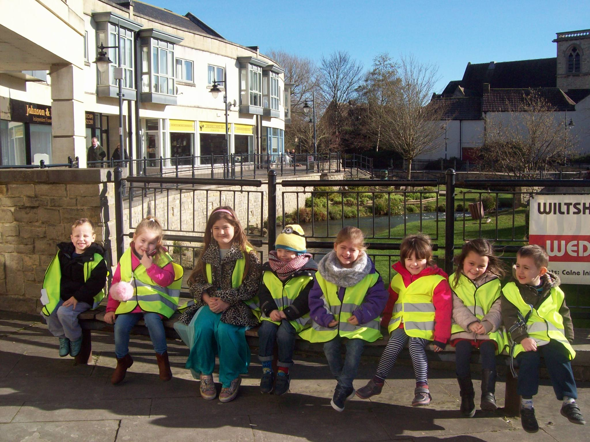 Holiday Club enjoy science experiments, walks and Stick Man!