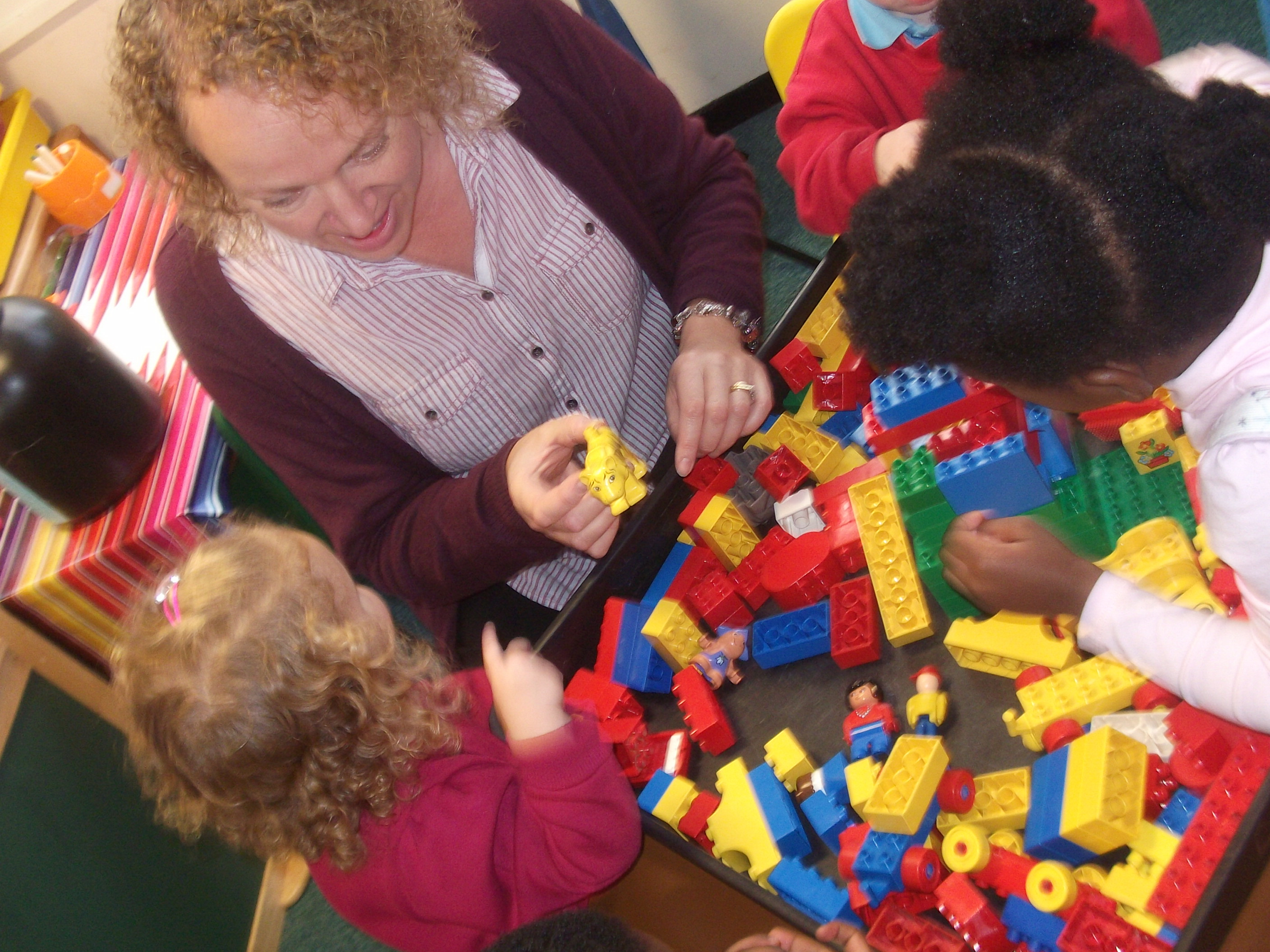 Pre-school Lyneham parents and carers - Change of Staff