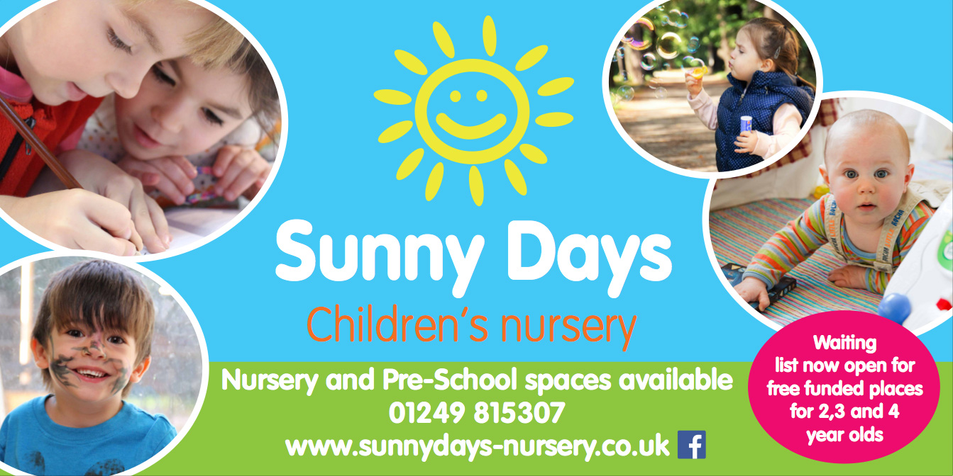 Nursery and Pre-School spaces available